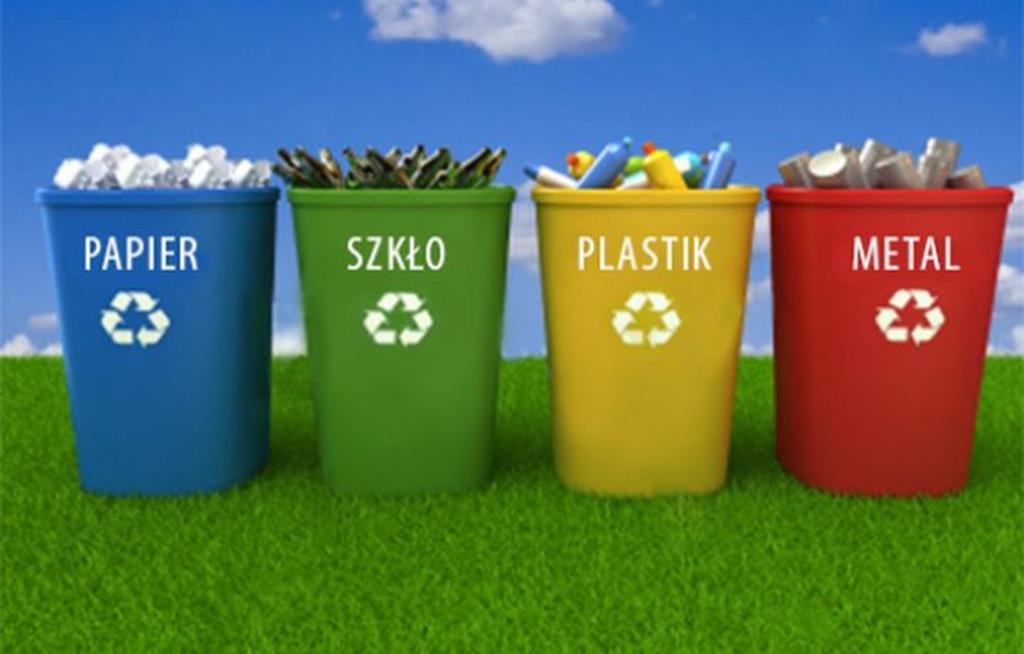 Ilustracja do informacji: Punkt Selektywnej Zbiórki Odpadów Komunalnych w Lipowcu