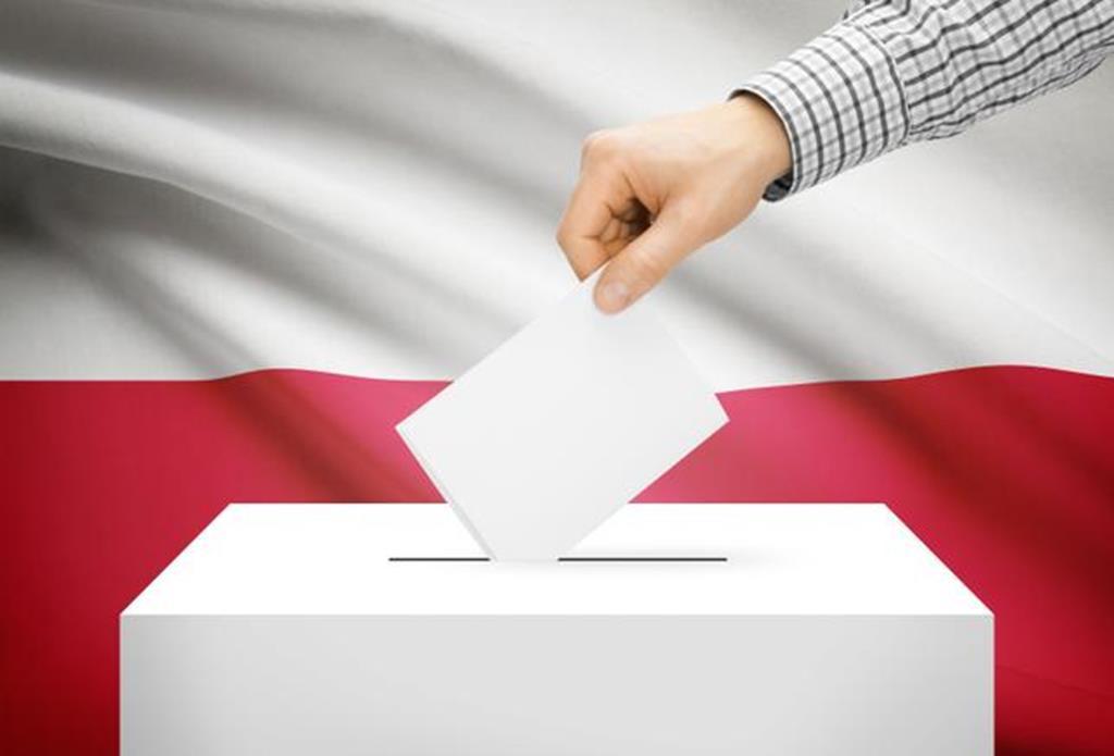Ilustracja do informacji: Informacja dla wyborców okręgu nr 10 - Radomno, Pustki
