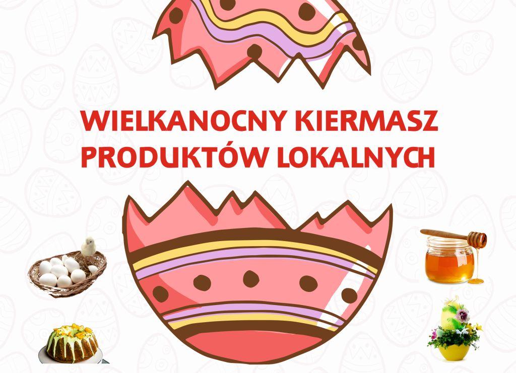Ilustracja do informacji: Kiermasz Wielkanocny w Wielkich Bałówkach