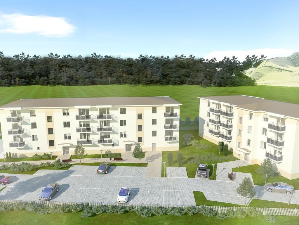 Ilustracja do informacji: Kolejne inwestycje mieszkaniowe w Mszanowie