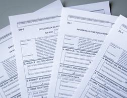 Ilustracja do informacji: Jednolite wzory deklaracji i informacji na podatki lokalne