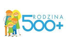 Ilustracja do informacji: Mieszkańcy gminy składają wnioski 500+ elektronicznie