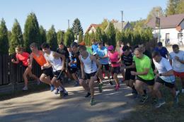 Ilustracja do informacji: Kolejna gratka dla biegaczy - V Bieg Pacółtowski.