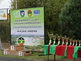 Ilustracja do informacji: Rywalizacja Samorządów podczas Letnich Igrzysk w Kurzętniku