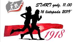 Ilustracja do informacji: Bieg Niepodległości u Działyńskich