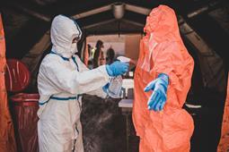 Ilustracja do informacji: WOT dołącza do walki z koronawirusem