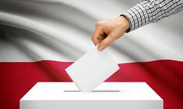 Ilustracja do informacji: Plakaty i hasła wyborcze - wykaz tablic i słupów ogłoszeniowych w Gminie NML