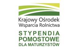 Ilustracja do informacji: KOWR przyznaje stypendia pomostowe dla maturzystów