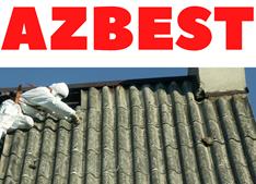 Ilustracja do informacji: Przyjmujemy wnioski na odbiór i utylizację azbestu