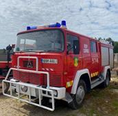 Ilustracja do informacji: Po sąsiedzku - przetarg na zakup samochodu pożarniczego