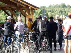 Miniatura zdjęcia: Otwarcie ściezki rowerowej 2019