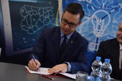 Miniatura zdjęcia: Projekt Przystań - podpisanie umowy