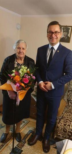 Miniatura zdjęcia: 90 urodziny