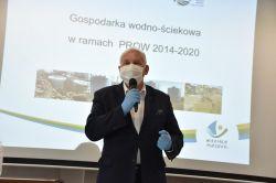 Miniatura zdjęcia: Umowa na kanalizację w Łąkach