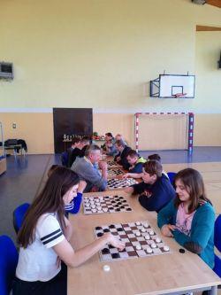 Miniatura zdjęcia: Turniej warcabowy Radomno