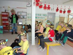 Miniatura zdjęcia: Happening ekologiczny w Jamielniku