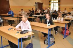 Miniatura zdjęcia: Gminny konkurs matematyczny IV-VIII