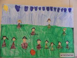 Miniatura zdjęcia: Prace dizeci oddziałów przedszkolnych i klas 0-III