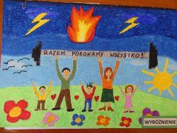 Miniatura zdjęcia: Prace uczniów szkół podstawowych klas IV-VI