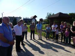 Miniatura zdjęcia: Wizyta delegacji z Harpstedt